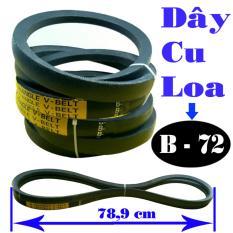 Bộ đôi dây cu loa B72