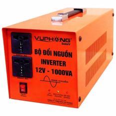 Bộ đổi nguồn sine chuẩn SolarV 12V-1000VA