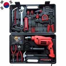 Bộ dụng cụ đa năng Máy Khoan Smato Hàn Quốc 118 chi tiết