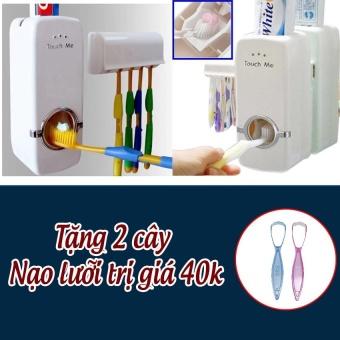 Bộ dụng cụ lấy kem đánh răng tự động và giá treo bàn chải Touch Me- Tặng 2 cây cạo lưỡi - 8531681 , OE680HLAA734DFVNAMZ-13015732 , 224_OE680HLAA734DFVNAMZ-13015732 , 99000 , Bo-dung-cu-lay-kem-danh-rang-tu-dong-va-gia-treo-ban-chai-Touch-Me-Tang-2-cay-cao-luoi-224_OE680HLAA734DFVNAMZ-13015732 , lazada.vn , Bộ dụng cụ lấy kem đánh răng tự