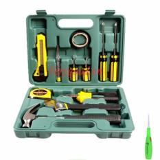 Bộ dụng cụ sửa chữa đa năng 11 món + Tặng kèm 1 dụng cụ lấy ráy tai có đèn