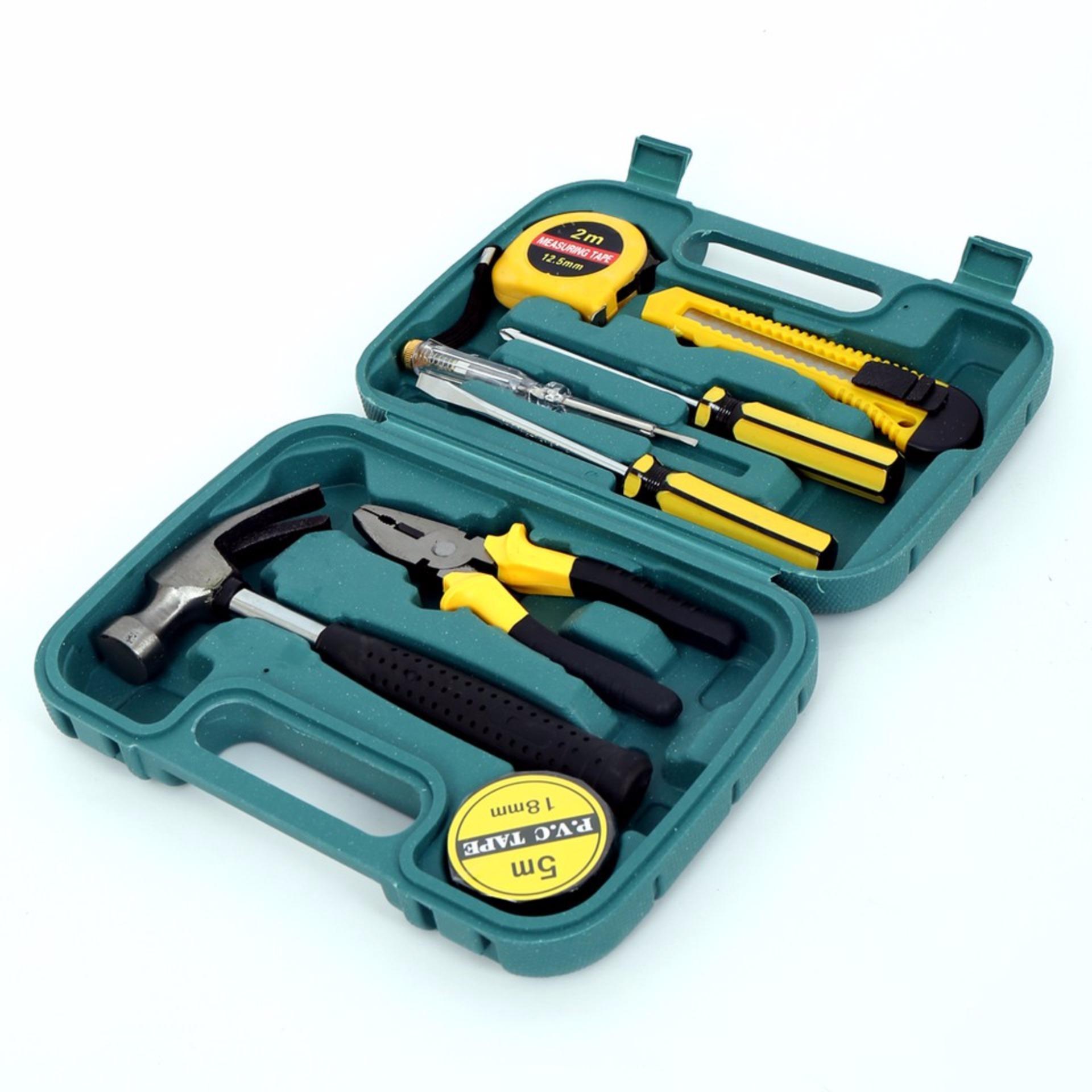 Bộ dụng cụ sửa chữa đa năng 9 chi tiết (BQ213)