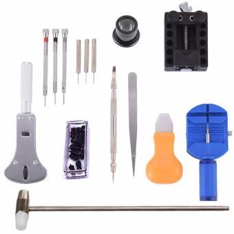 Bộ dụng cụ sửa chữa đồng hồ 15 món