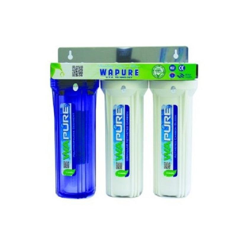Bộ lọc nước sinh hoạt 3 ly 10inch xử lý cặn và mùi