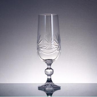 Bộ ly uống rượu mài nơ Klaudie Bohemia dung tích 180ml