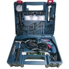 Bộ máy khoan 100 chi tiết Bosch GSB 13 RE Professional