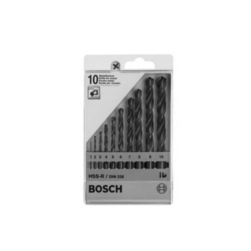 Bộ mũi khoan 13 mũi Bosch HSS-R 1609200201