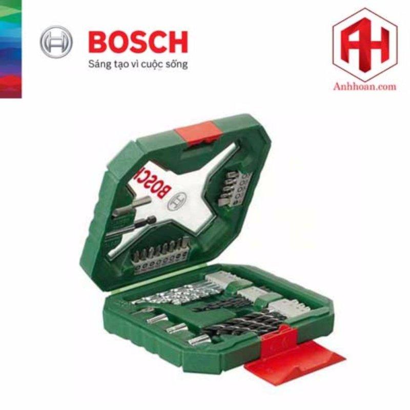 Bộ mũi khoan vặn vít Bosch XLINE 34 chi tiết