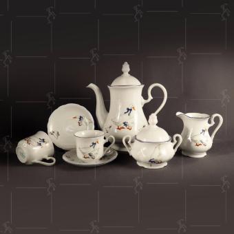 Bộ trà hình vịt