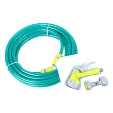Bộ vòi xịt rửa kèm dây 10m Handomart HDM296 (Xanh)
