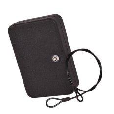 BolehDeals Portable Safe Lock Box Sorage Case With Key For Cash Jewelry Security Locker - intl