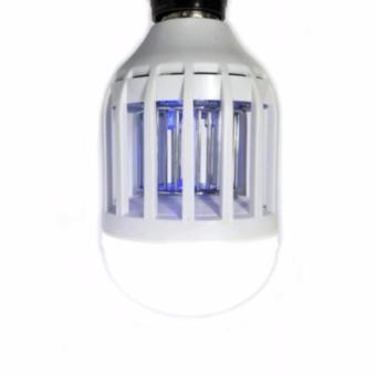 Bóng đèn chiếu sáng kiêm máy bắt muỗi Mosquito Lamp Killer cao cấp
