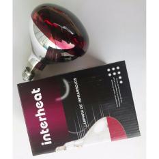Bóng đèn úm gà hồng ngoại Interheat 100w
