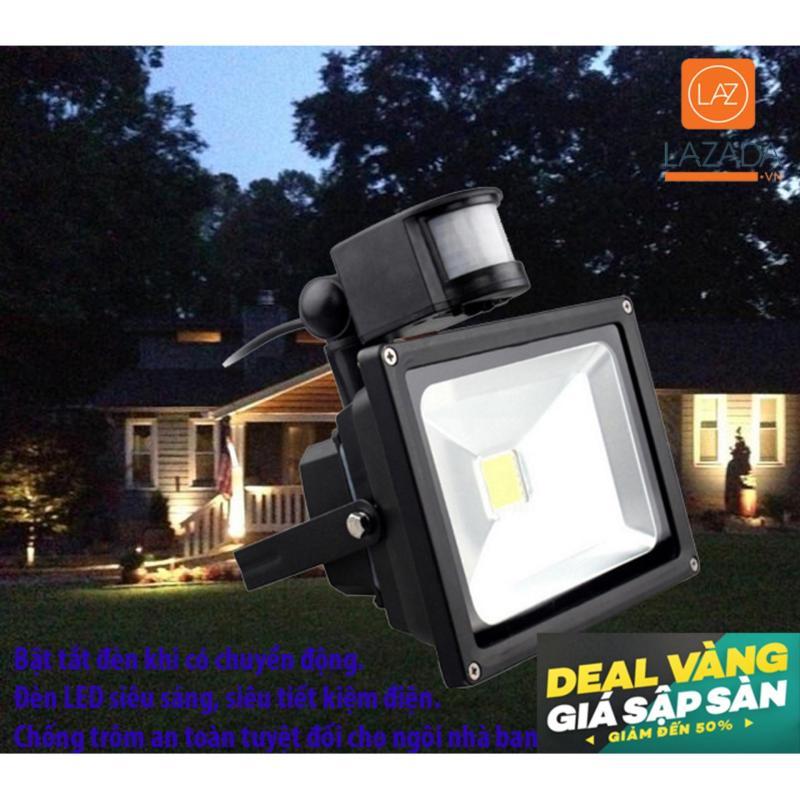 Bảng giá Bóng led tròn, Den led nang luong mat troi - Đèn LED sân vườn bật tắt tự động 30W - Giá tốt nhất chỉ ngày hôm nay giảm 50% Mẫu 479 - Bh uy tín 1 đổi 1 bởi HDTECH