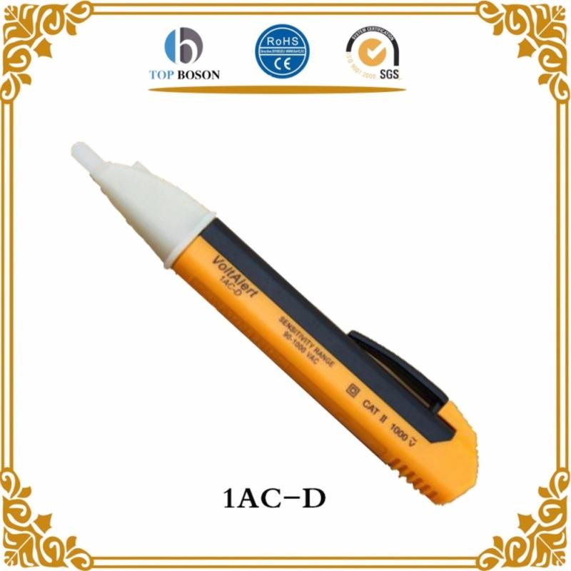 Bảng giá Mua Bút thử điện điện tử xuyên tường, có đèn led thông minh IAC-D