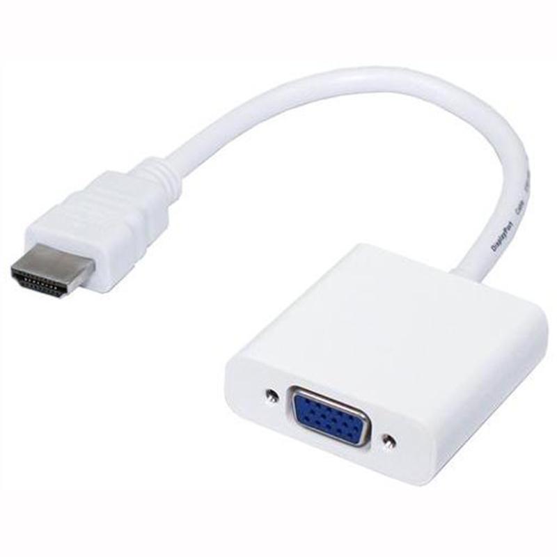 Bảng giá Cable Chuyển Đổi Tín Hiệu Từ HDMI Sang VGA