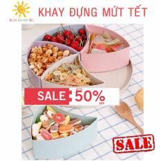 Cách Làm Mứt Dừa Màu Xanh - Mua Khay Mứt Tròn Lúa Mạch 5 Ngăn Bằng Nhựa Hình Hộp Quà Giá Tốt - Ưu Đãi 50% Chỉ Trong Hôm Nay