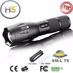 cach su dung den pin tu ve, Đèn pin siêu sáng X800 XTML-06 Probền đẹp, SÁNG MẠNH, CHIẾU XA, BẢO HÀNH UY TÍN TẶNG KÈM 1 PIN 7000Ma+1 sạc+1 đốc để pin AAA+1 hộp đựng cao cấp