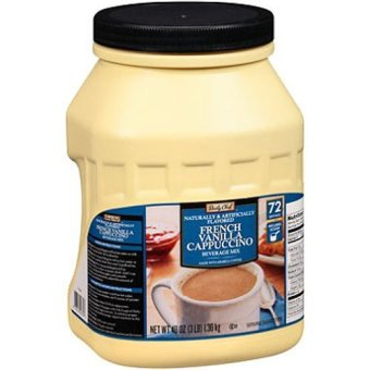 Cafe sữa DAILY CHEF FRENCH VANILLA CAPPUCCINO 1.36Kg