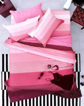 Chăn (mền) cao cấp Thái Lan Lotus Stripies LI-SD06B 228x254