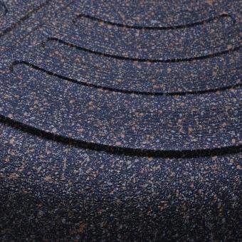 Chảo đá chống dính cạn Cook Way Hàn Quốc SSFM4-28 cm(Đen)