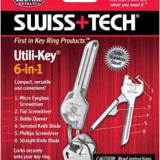 Chìa khóa đa năng SwissTech Utili-Key 6in1