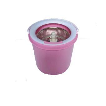 Chổi Lau Nhà 360 độ ( Màu hồng) -Hàng Nhập Khẩu