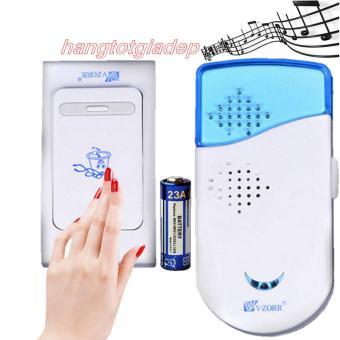 Chuông báo hiệu không dây, truyền nhận tín hiệu bằng sóng radio