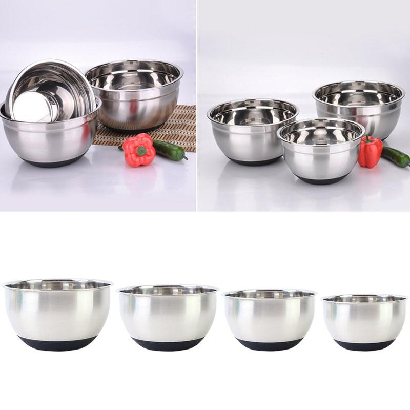 Cocotina stainless steel bowl deepening thick soup basin L - intl