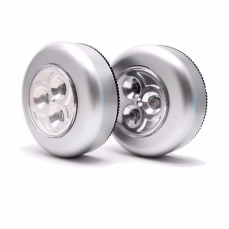 Bảng giá Mua Combo 2 đèn led dán tường siêu sáng (sku 214-2)