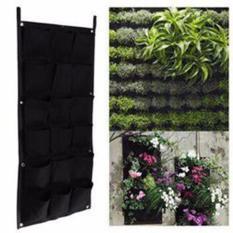 Combo 2 thảm Túi trồng cây treo tường(40 ngăn túi)