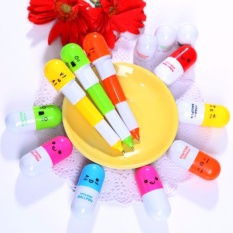 Mua Combo 5 chiếc bút kiểu dáng viên thuốc đáng yêu