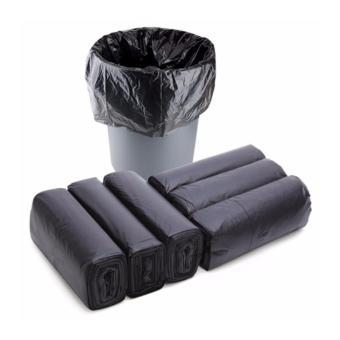 Combo 6 cuộn túi đựng rác đen Đại Phúc 2kg size trung