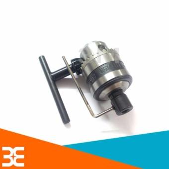 Combo đầu kẹp mũi khoan 3 chấu và đầu nối trục B10-5 có ốc vặn ( Chế máy khoan 775...