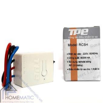 Công tắc điều khiển từ xa cho máng đèn TPE RC5H - 8792640 , TP392HLAA2ONZCVNAMZ-4600595 , 224_TP392HLAA2ONZCVNAMZ-4600595 , 160000 , Cong-tac-dieu-khien-tu-xa-cho-mang-den-TPE-RC5H-224_TP392HLAA2ONZCVNAMZ-4600595 , lazada.vn , Công tắc điều khiển từ xa cho máng đèn TPE RC5H