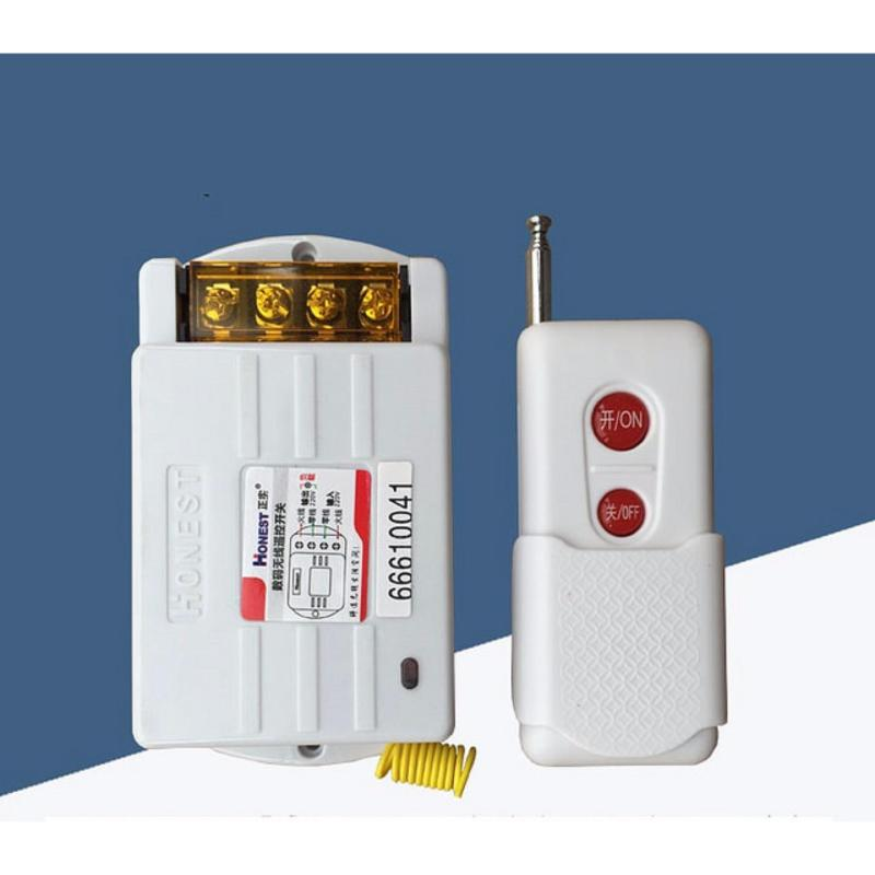 Công tắc điều khiển từ xa công suất lớn Honest HT-6220
