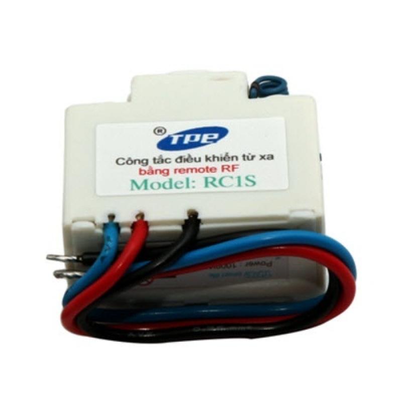 Bảng giá Mua Công tắc điều khiển từ xa sóng RF lắp mặt PANASONIC TPE RC1P