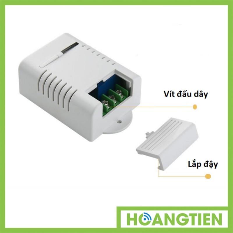 Công tắc điều khiển từ xa Wifi và RF công suất lớn 30A Sonoff HT-TH31