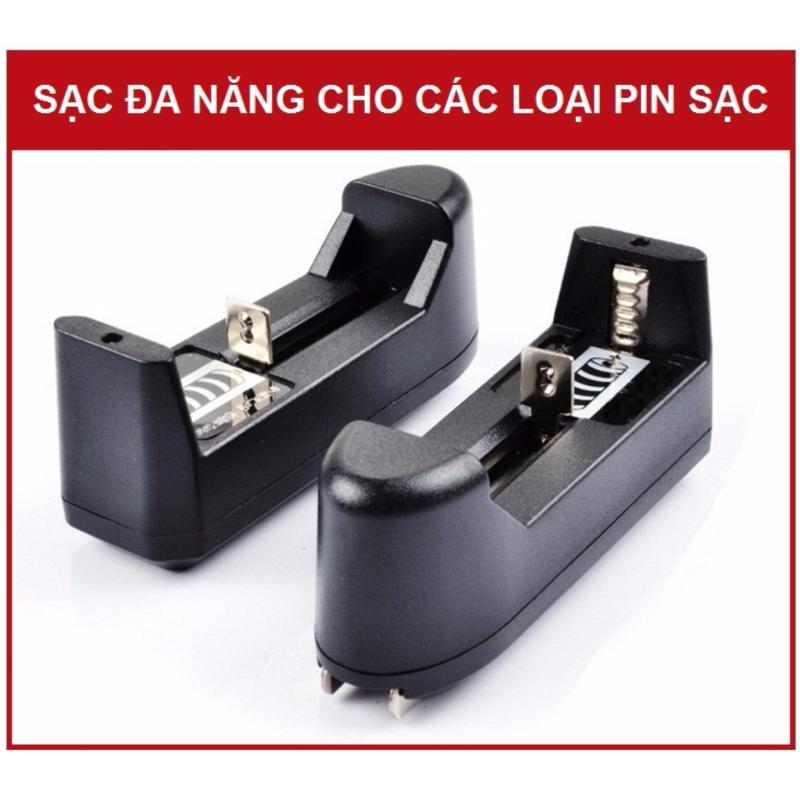 Bảng giá Củ sạc pin Lithium đa năng dùng cho tất cả các loại pin sạc size 1000 -18000 - 3,7V