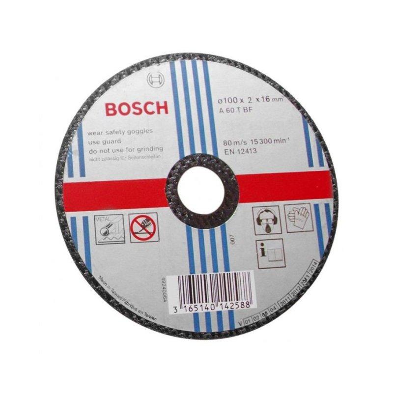 Đá cắt sắt Bosch 2608600276 (Đen)