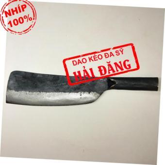 Dao phay (dao chặt) Đa Sỹ rèn thủ công bằng nhíp ô tô 900g (loạiđặc biệt) HD02-03