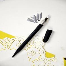 Dao Trổ cắt giấy Nghệ thuật Easy Grip 9 Sea