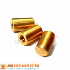 ĐẦU BẠC B10-5MM-Đồng (Nối động cơ trục 5mm với đầu kẹp mũi khoan)
