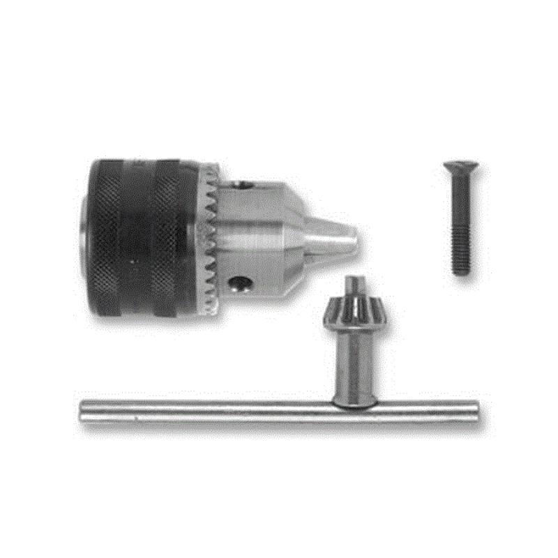 Đầu khoan có khóa Bosch 2608572253 13mm (Xám)