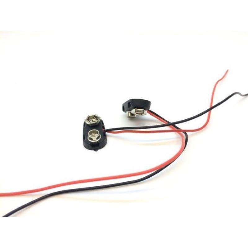Bảng giá đầu nối pin 9V