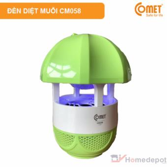 Đèn bắt muỗi đa năng COMET CM058(Xanh lá nhạt)