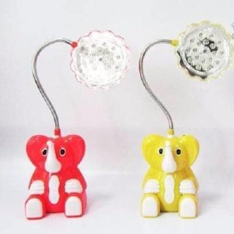 Đèn để bàn con voi lớn (vàng)
