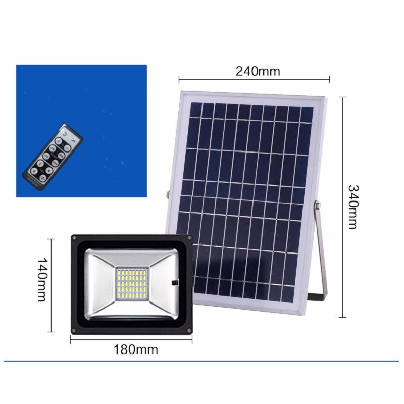 Bảng giá Mua Đèn LED 20W năng lượng mặt trời HOOREE 382