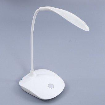 Đèn led để bàn cảm ứng chống cận thị có tích điện