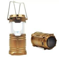 Đèn LED măng xông năng lượng mặt trời kiêm pin dự phòng